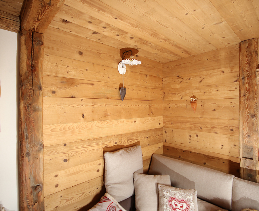 Rivestimenti in legno per esterni ed interni di qualità